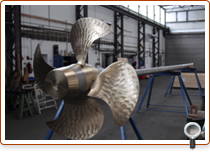 Schaffran Propeller - Pitch Propeller (CPP)